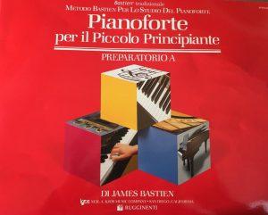bastien libro di pianoforte